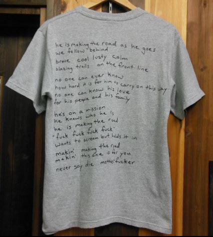 hi standard making road tシャツ ヤフオク