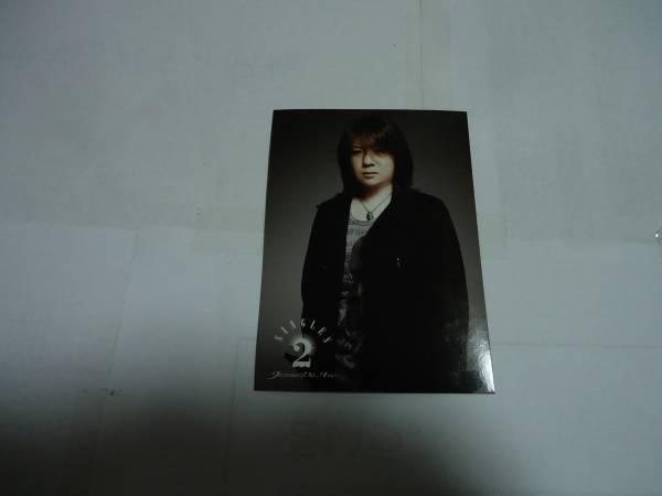 ★Janne Da Arc(ジャンヌ) singles2 特典 トレーディングカード