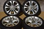 《STL付程度良好》アウディ A4 A5 A6 A7 18in 245/40R18 8J +47 WSP ITALY Seattle W563 5パラレルスポークS ピレリ ソットゼロ PCD 112