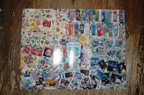 80年代 POWELL PERALTA カタログ ポスター C_画像2