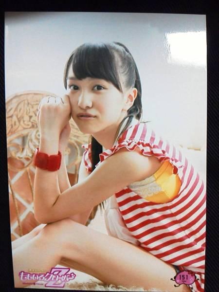 ももクロ 3弾 151 百田夏菜子 生写真