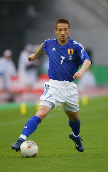 02W杯日本代表(H)#7 中田英寿 正規 選手用 チュニジア戦仕様 L_画像3