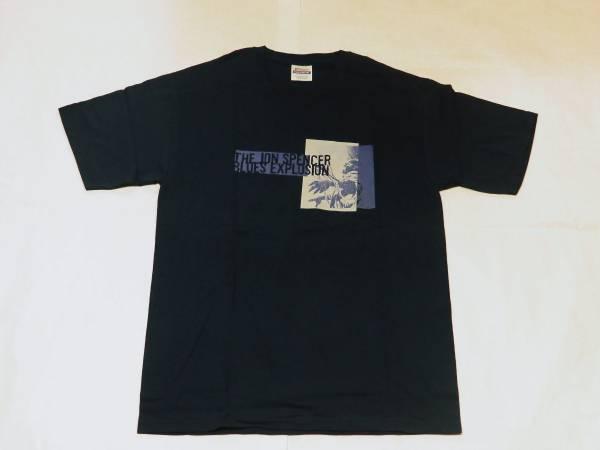 THE JON SPENCER BLUES EXPLOSION新品オフィシャルTシャツ!
