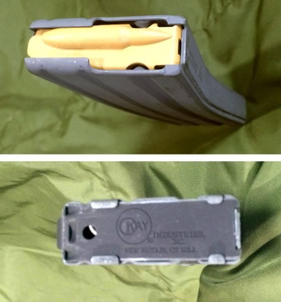 米軍US.ARMY陸軍US MC海兵隊US NAVY海軍US AIR FORCE空軍アフガニスタン戦争M-4ライフルM16ライフル用30連マガジン5.56mm新型未使用1111_30連 マガジン未使用
