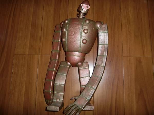 ルパン三世 ラピュタ 装甲 ロボット兵 ラムダドール 正規品 ヤフオク_ベネリック製のラムダドールです。