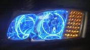 Y34 グロリア CCFLイカリング色変更可能 LEDコーナー