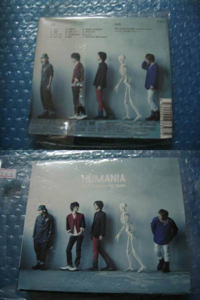 *NICO Touches the Walls HUMANIA (初回生産限定盤)(DVD付)_画像2