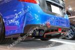★スバル WRX STI S4 VAB VAG カーボン リア ボトムライン