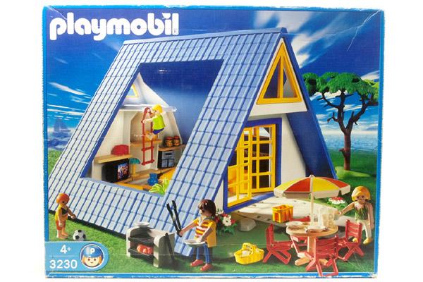 playmobil プレイモービル 3230 バケーションハウス