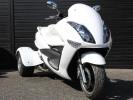 新品販売ICEBEAR 200cc トライク パールホワイト