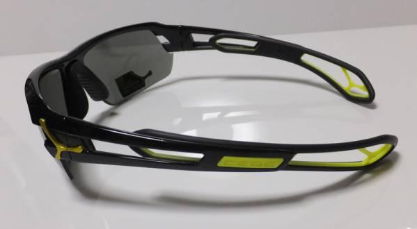 CEBE S'Track CBSTM3 Shiny Black 調光レンズ+Cebe500_画像3