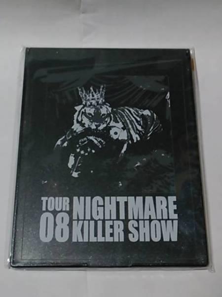 ナイトメア TOUR08 KILLER SHOW ハンドミラー