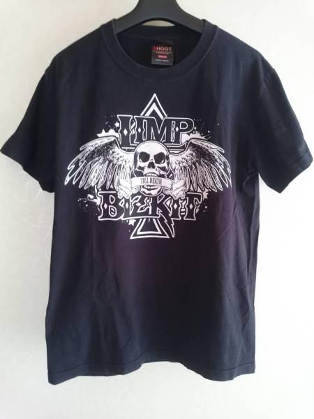 美品 LIMP BIZKIT リンプ・ビズキット Tシャツ ロック/sum41 rageレイジkorn Linkin Park レッチリRed Hot Chili Peppers Incubas Slipknot