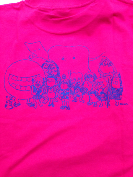 新品 水木しげる ロード 限定 妖怪 ゲゲゲの鬼太郎 シャツ L グッズの画像