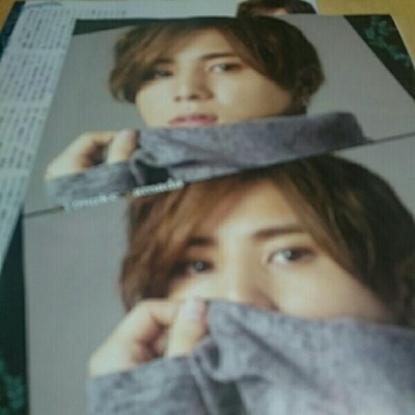 p5◆TVStation 2016.10.8 Hey!Say!JUMP 山田涼介 石原さとみ 菅田将暉