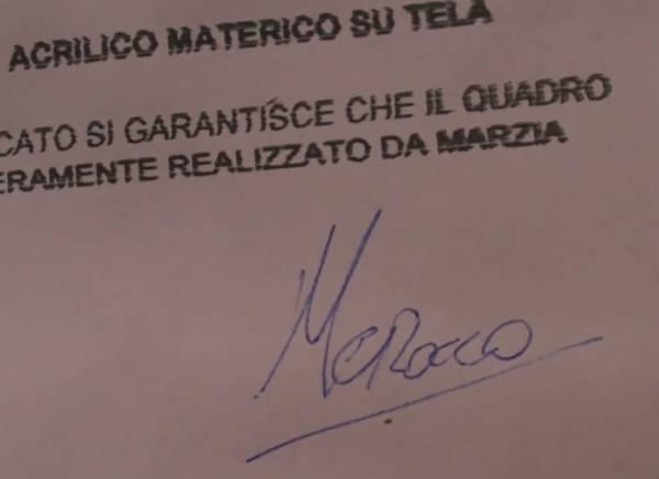 イタリア語 Galleria Norsa Milano: RABBITS2 di Crocco ビデオ_画像3