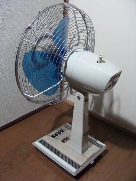 【レトロ扇風機】 動作品 サンヨー_画像2