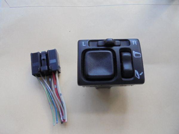 ジムニー JB23W  ドアミラースイッチ 電動格納 純正動作品 送料350円 Z23_画像1