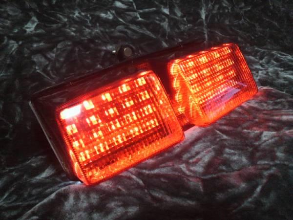 GSXR-1100(91~92)用LEDテールユニット(LEDテールランプ化用商品)_画像3