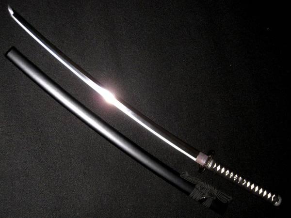 送料無料◆豪剣◆最高級居合刀【同田貫】ゴリゴリのボリューム鎬刀身 日本製 _画像1