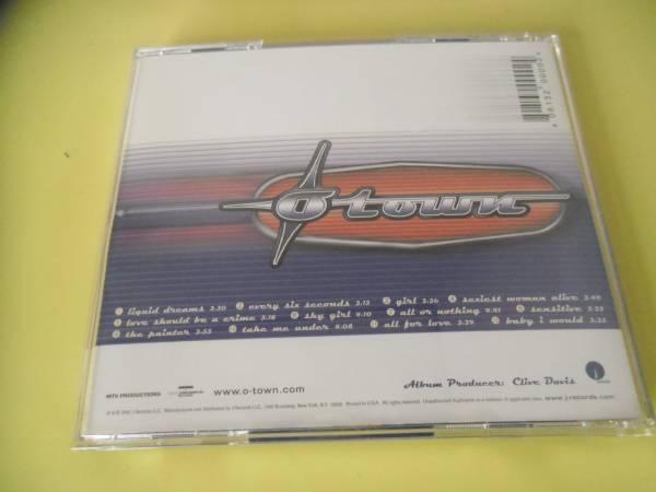 CD ♪♪ O-Town (中古)