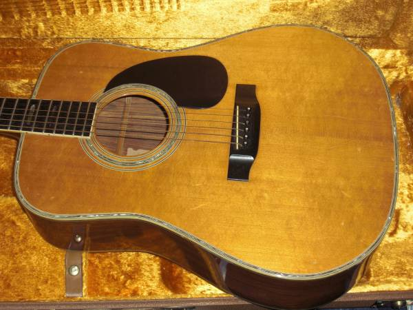 Kヤイリ K.yairi YW600 極上! アコースティックギター 日本製 1977年 名機! JAPAN VINTAGE ジャパンヴィンテージ 熟練職人の手工品ギター