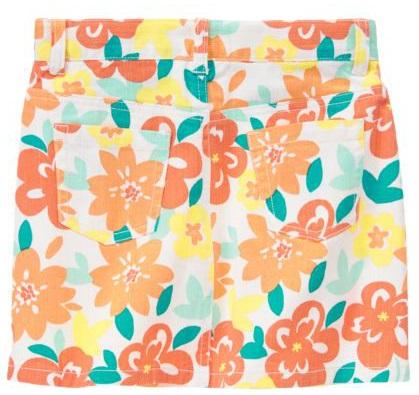 ジンボリー 7T お花 スカート 120 130 新品 gymboree_画像2