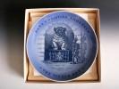 非売品 国際通貨基金 総会 記念絵皿 ◆ ロイヤルコペンハーゲン