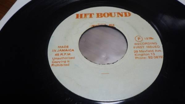 7inch org wailing soul [joy within your heart] EX- 送185円 reggae レゲエ roots ルーツ vintage ビンテージ レコード オリジナル_画像2