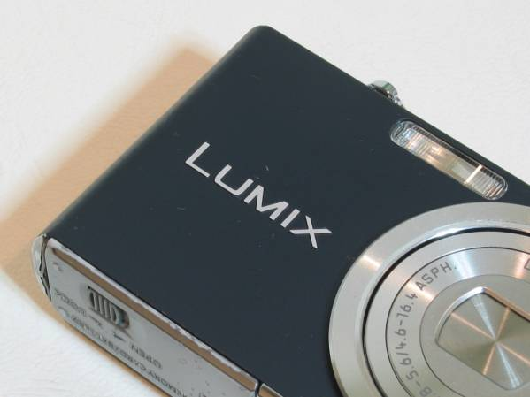 即決! Panasonic LUMIX DMC-FX33 ダークブルー