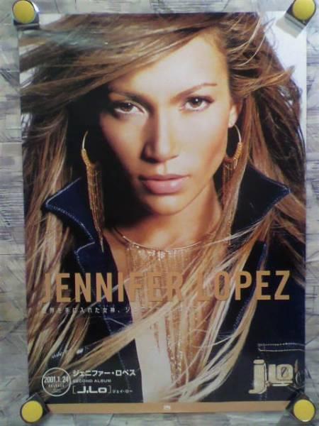 p51【ポスター/B-2】ジェニファー ロペス-Jennifer Lopez/'01