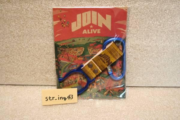 新品 JOIN ALIVE 2014 ペットボトルホルダー ティンバー グッズ