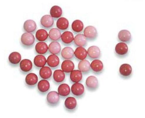 【お菓子】いちごチョコボール(2kg)お得(業務用にも)♪_画像1