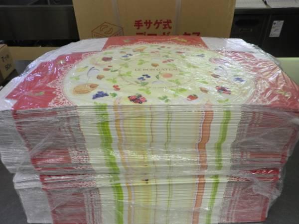 ★ デコレーション箱 5寸 アルミトレー付 100枚 ケーキ箱 ★ 6_画像2