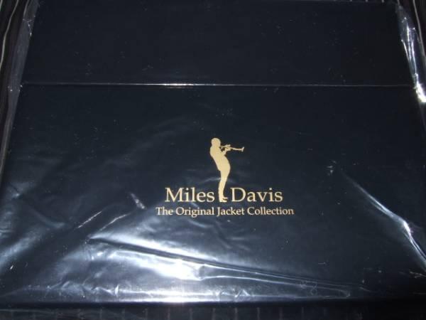 マイルス・デイヴィス 紙ジャケ特典ボックス(MILES DAVIS,特典箱_画像1
