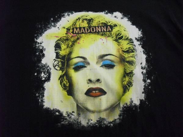 (ユニクロ) マドンナ Tシャツ