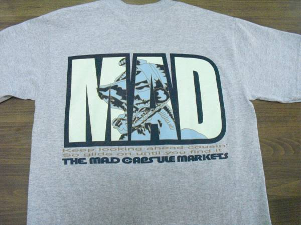 THE MAD CAPSULE MARKETS Tシャツ (DESTROYDER)