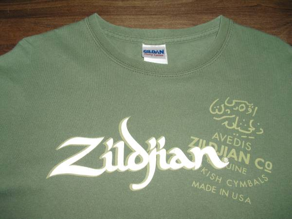 Zildjian (ジルジャン) Tシャツ