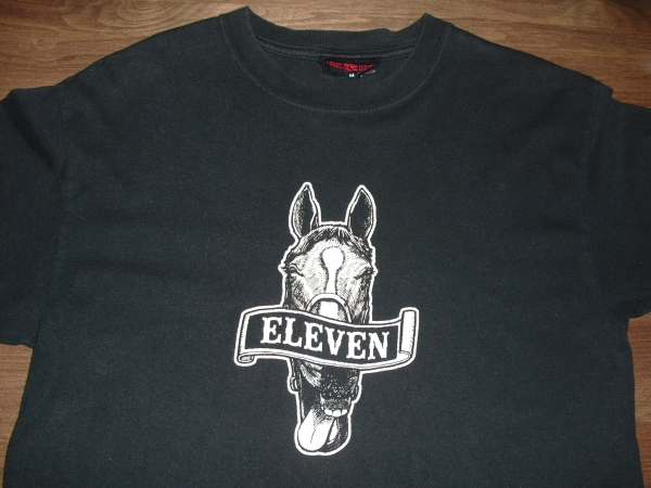B'z ELEVEN Tシャツ