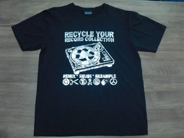 Technics (テクニクス) ターンテーブル Tシャツ