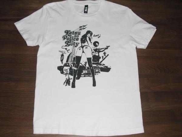 ケツメイシ 2008年 ケツノポリス ツアー KTM Tシャツ
