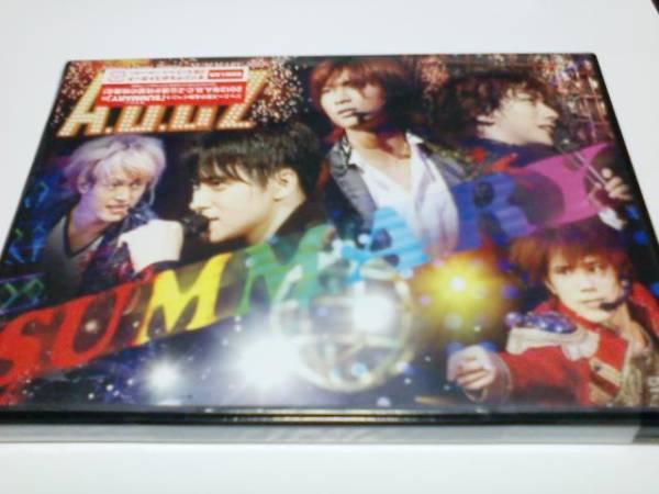 A.B.C-Z SUMMARY DVD 初回特典オリジナルポストカード付き