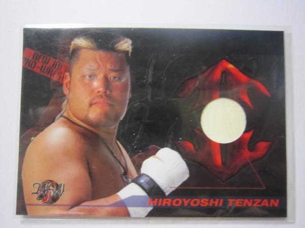 1014 未来蜂 新日本プロレス 天山広吉 バンデージカード グッズの画像