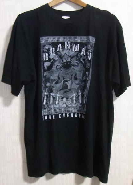 ブラフマン BRAHMAN tour energeia Tシャツ XL
