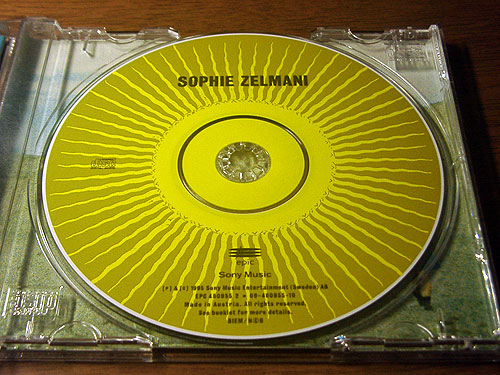 ■ SOPHIE ZELMANI / SOPHIE ZELMANI ■ ソフィー・セルマーニ_画像2