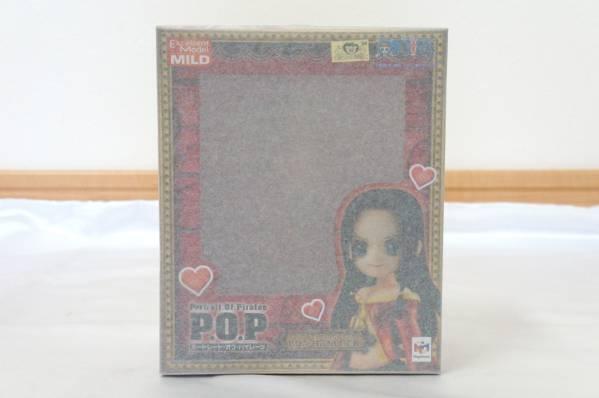 【メガハウス】Portrait.Of.Pirates P.O.P POP ONE PIECE ワンピース フィギュア CB-EX ボア・ハンコック★新品・未開封・国内正規品_画像2