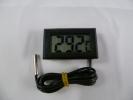 新品 デジタルサーモメーター 水温計 温度計 黒 おまけ 送料無料