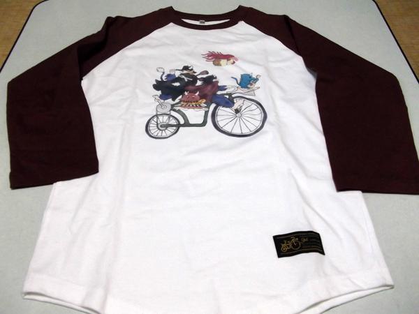 ◇ポルノグラフィティ★2007ツアー【 ラグランTシャツ 】美品♪