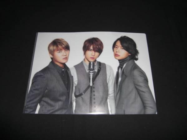新品 JYJ クリアファイル
