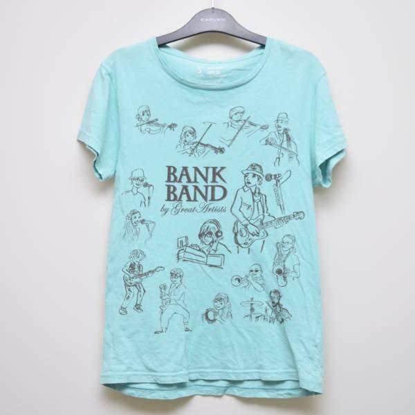 bankband バンクバンド ミスチル 2012 フェス Tシャツ S